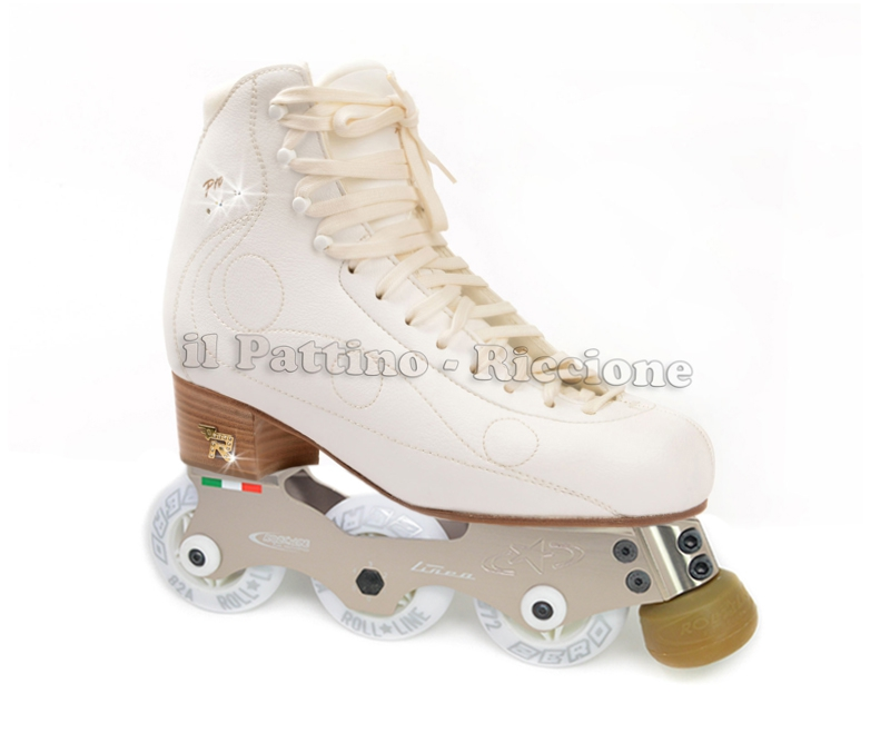 Risport Royal Pro + Roll-line LINEA + Wheels Zero