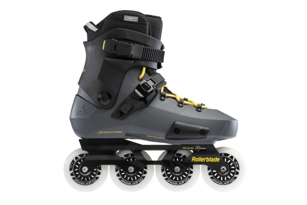 Inline Skates Rollerblade TWISTER EDGE ANTHRACITE/YELLOW