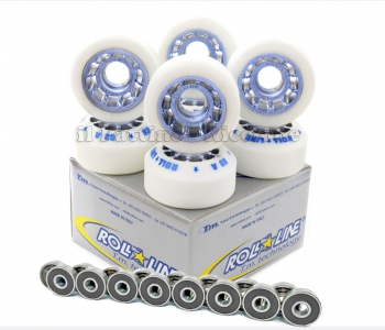 Wheels for Dance ICE 88/A with Bearings