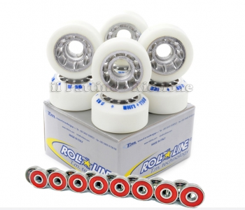 Wheels for Dance ICE 95/A with Bearings