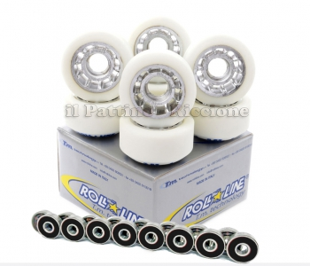 Wheels for Dance ICE 97/A with Bearings