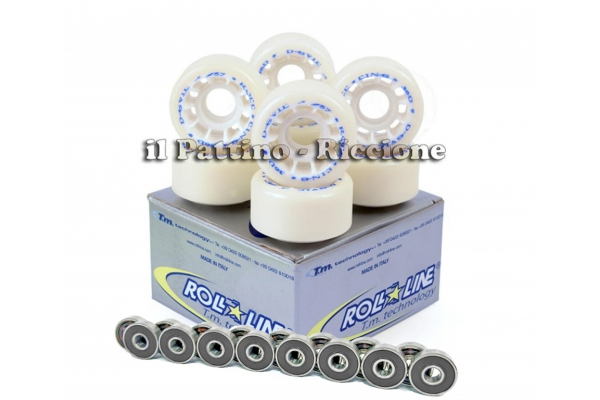 Wheels Devil 36D - diam.57 with Bearings
