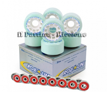 Wheels Devil 39D - diam.57 with Bearings