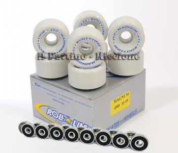 Wheels Magnum 49D - diam.55 with Bearings