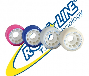 Wheels LOOSE Roll line FLUIDO diam 57