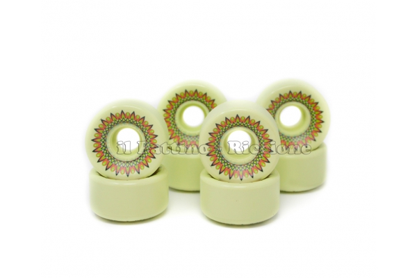 Wheels Star Design CS 35 diam. 57 mm Green