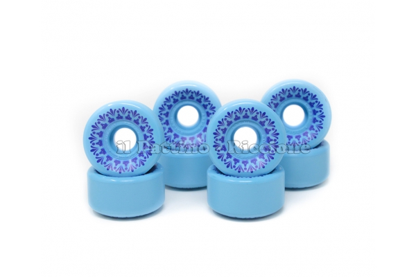Wheels Star Design CS 40 diam. 57 mm Blue