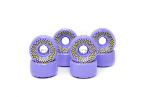 Wheels Star Design HD 75 diam. 57 mm Purple