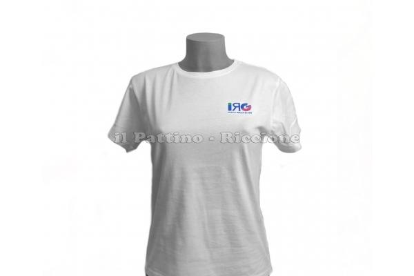 T-Shirt IRG Italian Roller Games - Woman