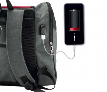 Libra Skate Bag Grey